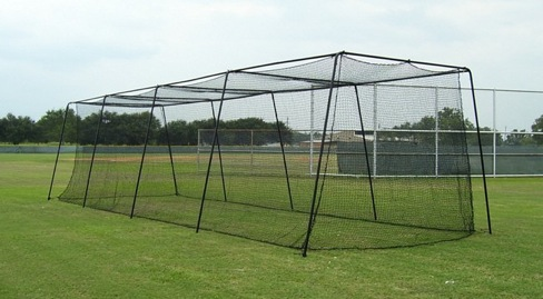Portable Indoor Batting Cages